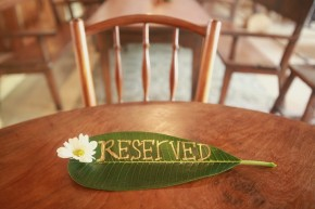Nemokama staliuko rezervacija